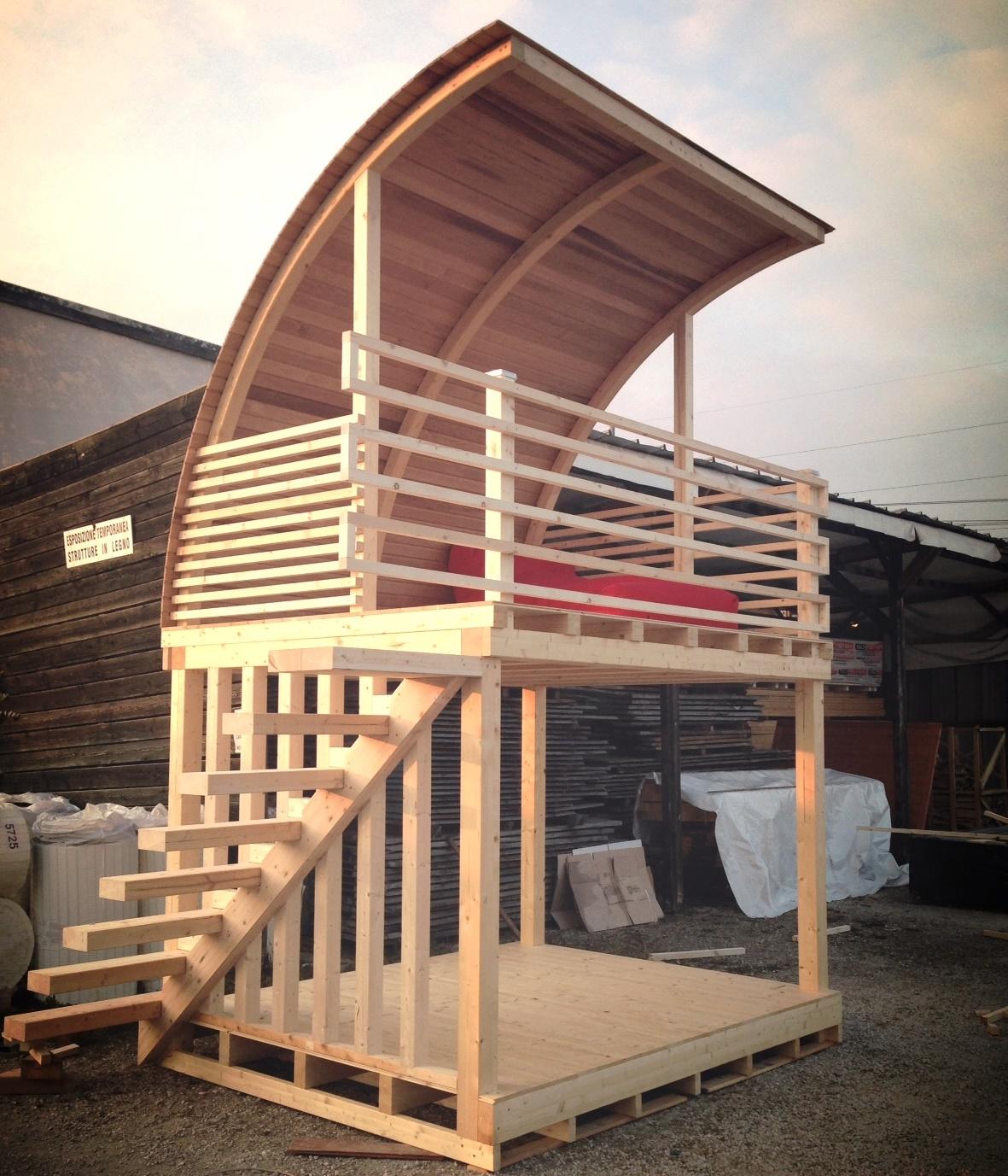 Casette prefabbricate in legno case in legno abitabili for Casette in legno abitabili
