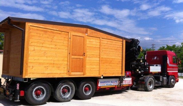 Casette da giardino in legno su misura edil legno - Case trasportabili ...