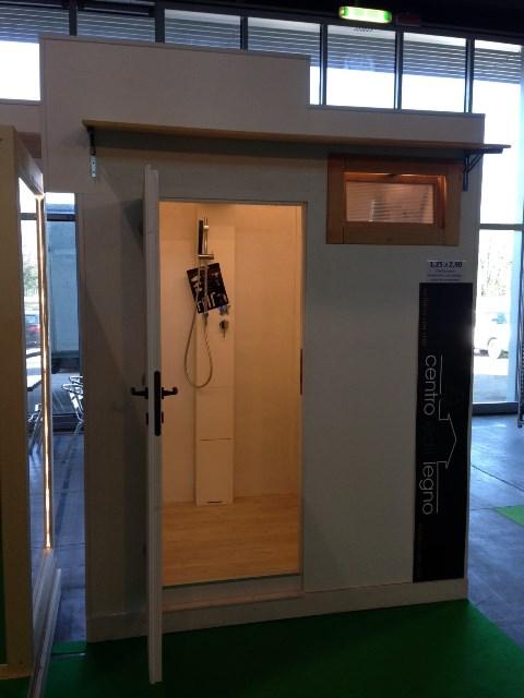 Bagni esterni prefabbricati idee di design nella vostra casa - Bagni esterni in legno ...