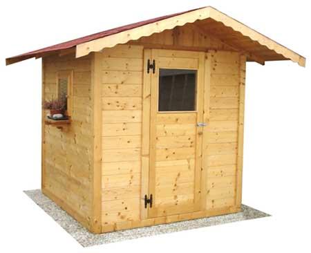 Tenere al caldo in casa costruire casetta in legno per - Costruire una casetta ...