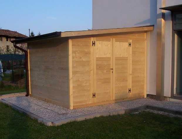 »Casette in legno, casette da giardino
