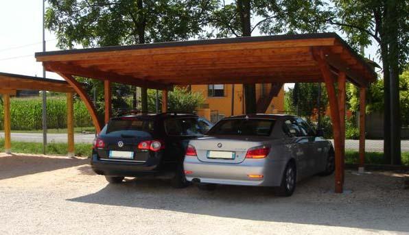 Modelli box auto in legno for 5 piani di garage per auto