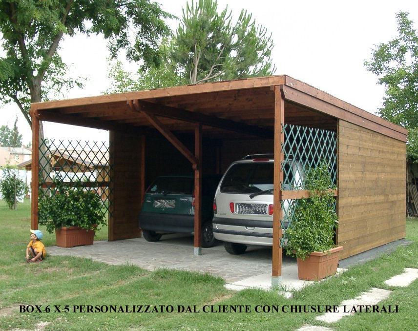 Box garage personalizzato