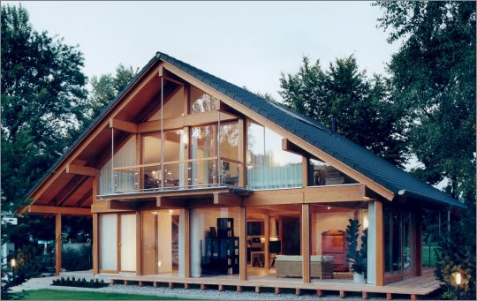 Case in legno abitabili by edil legno for Offerte case in legno abitabili