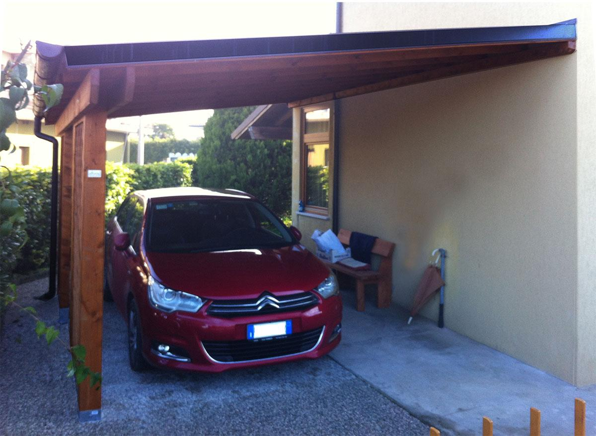 Modelli box auto in legno for 2 metri quadrati di garage