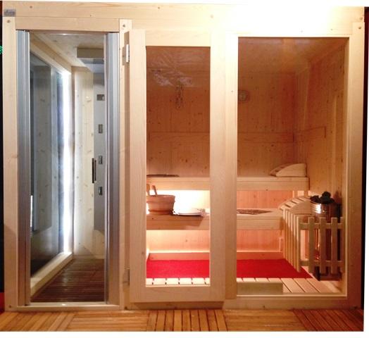 sauna e bagno turco insieme soffione doccia vintage modelli sauna finlandese e con bagno