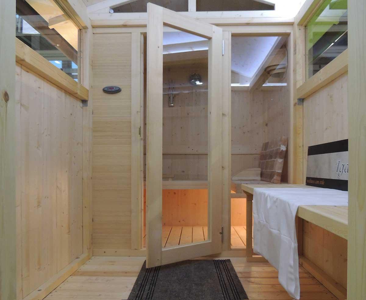 Come Costruire Una Sauna Finlandese #1614  msyte.com Idee e foto di ispirazione per la tua idea ...