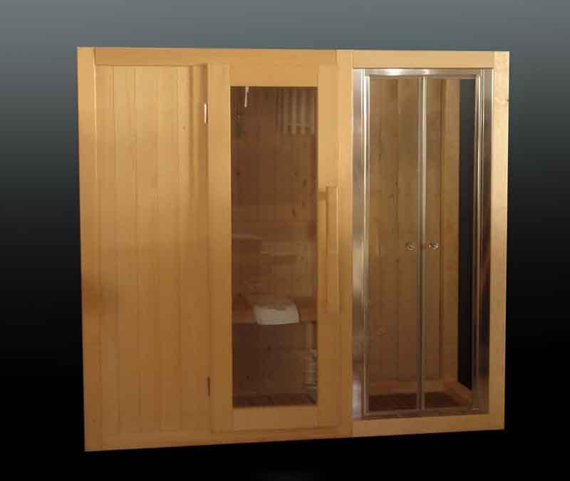 docce e cabine bagno turco ghibli sauna vita. doccia sauna. dotato di bagno turco con potenza 24 ...