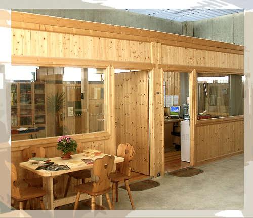 Kit prefabbricati e case prefabbricate in legno chi siamo for Capannoni in legno prezzi