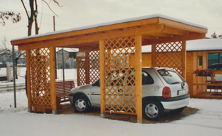 Box auto 5x3,60 un posto auto