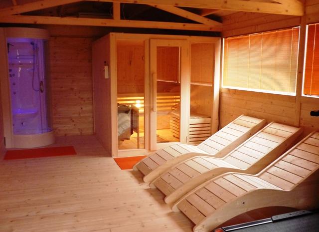 Casette da giardino in legno su misura edil legno - Prezzi sauna per casa ...