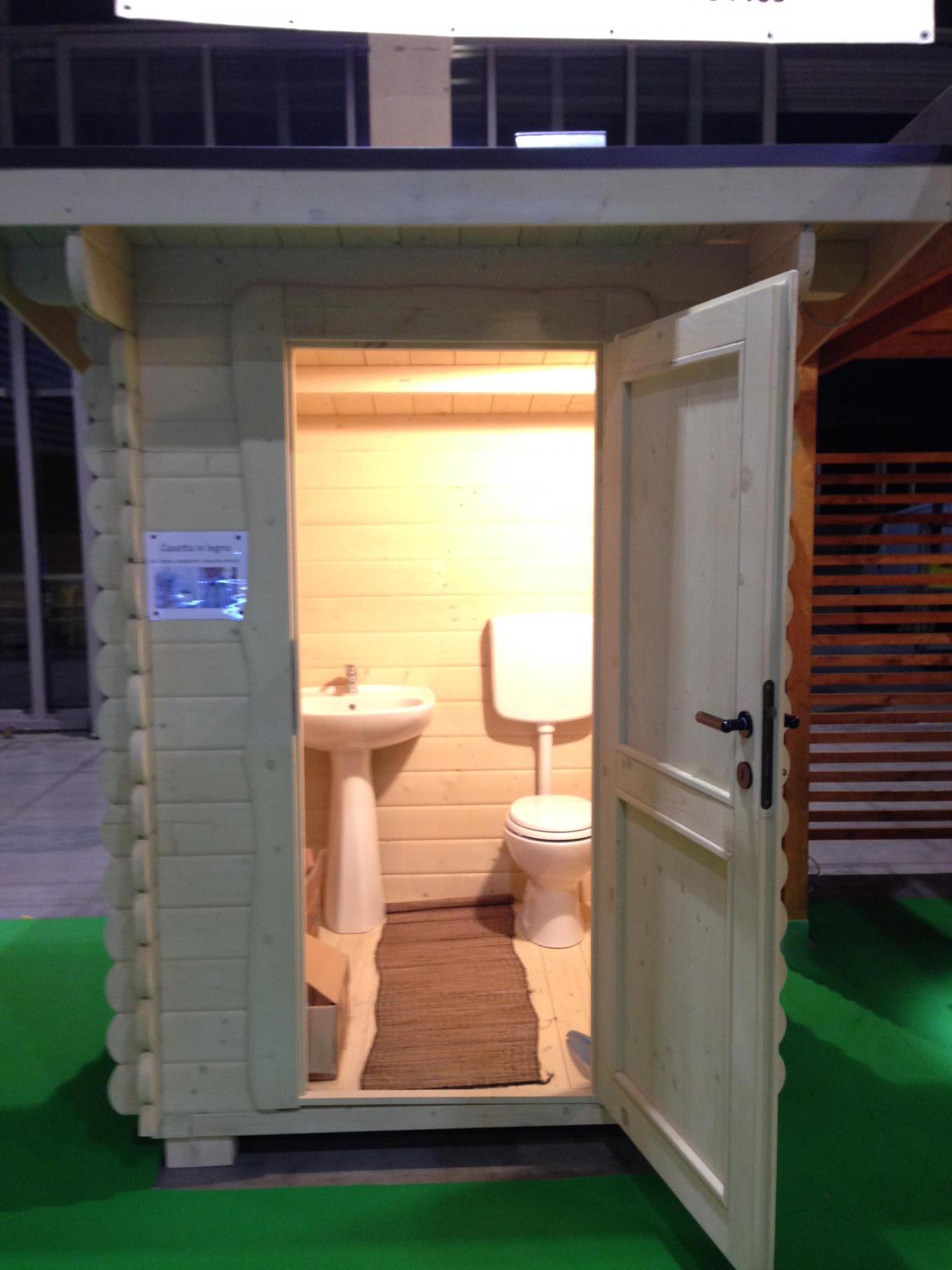 Casette in legno prefabbricate, Casette da giardino - EdilLegno