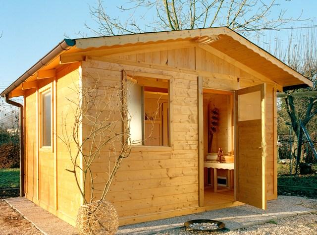 Casette da giardino in legno su misura edil legno - Casette legno giardino prezzi ...