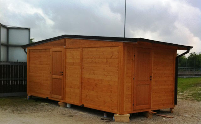 Casette da giardino in legno su misura   edil legno
