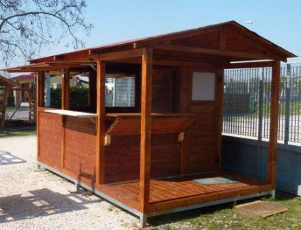 Casette da giardino in legno su misura edil legno for Listino prezzi case legno