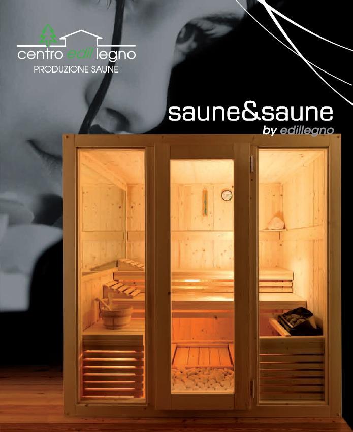 Modelli sauna finlandese e sauna con bagno turco hammam in kit di montaggio - Prezzi sauna per casa ...