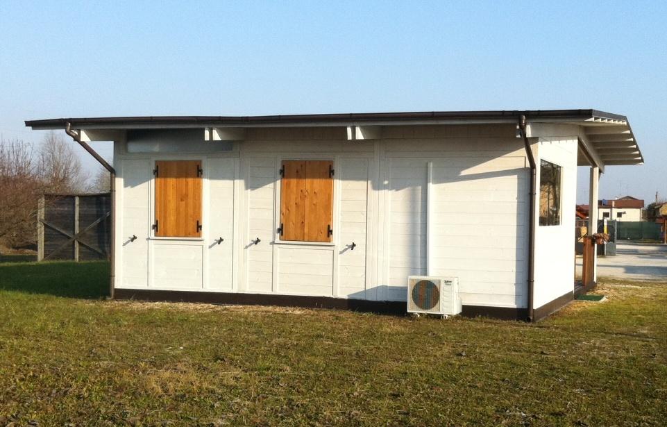 Casa di 60 mq. modello natura