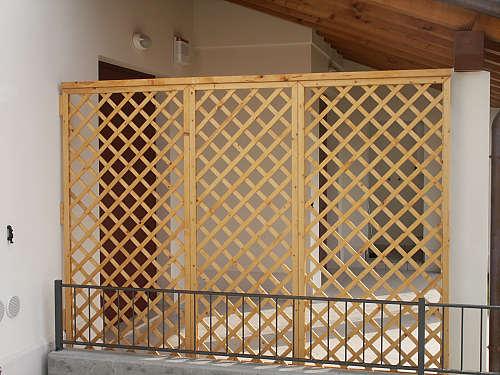 Modelli recinti in legno - Recinti in legno da giardino ...