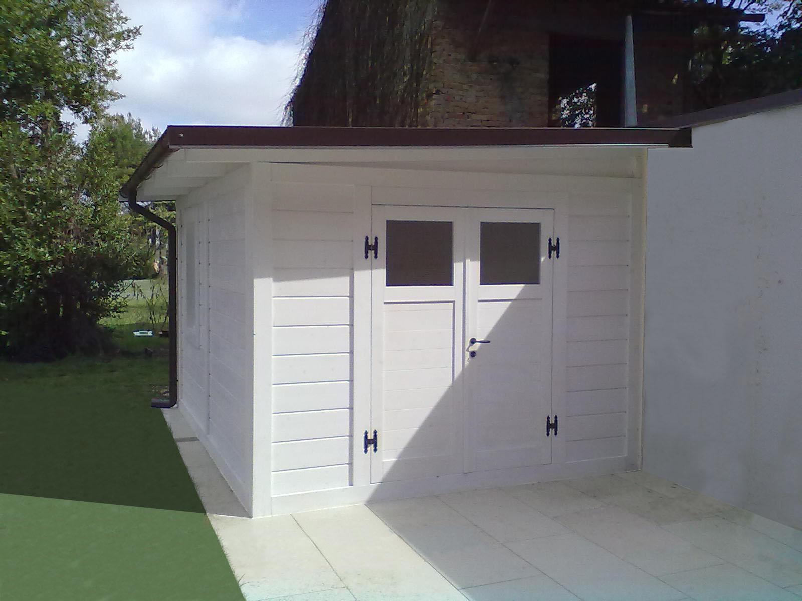 Casette da giardino in legno su misura edil legno for Piccoli piani casa moderna casetta