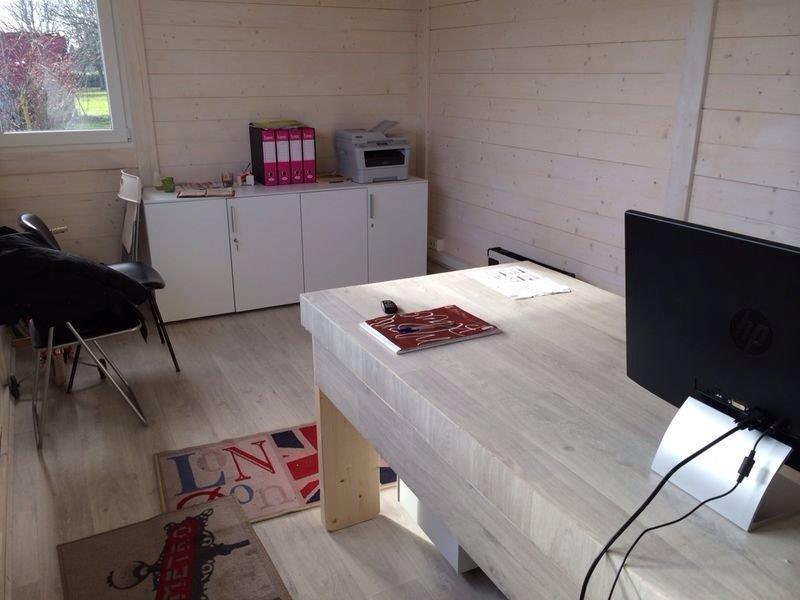 Gabbiotto Per Ufficio : Casette da giardino in legno su misura edil legno