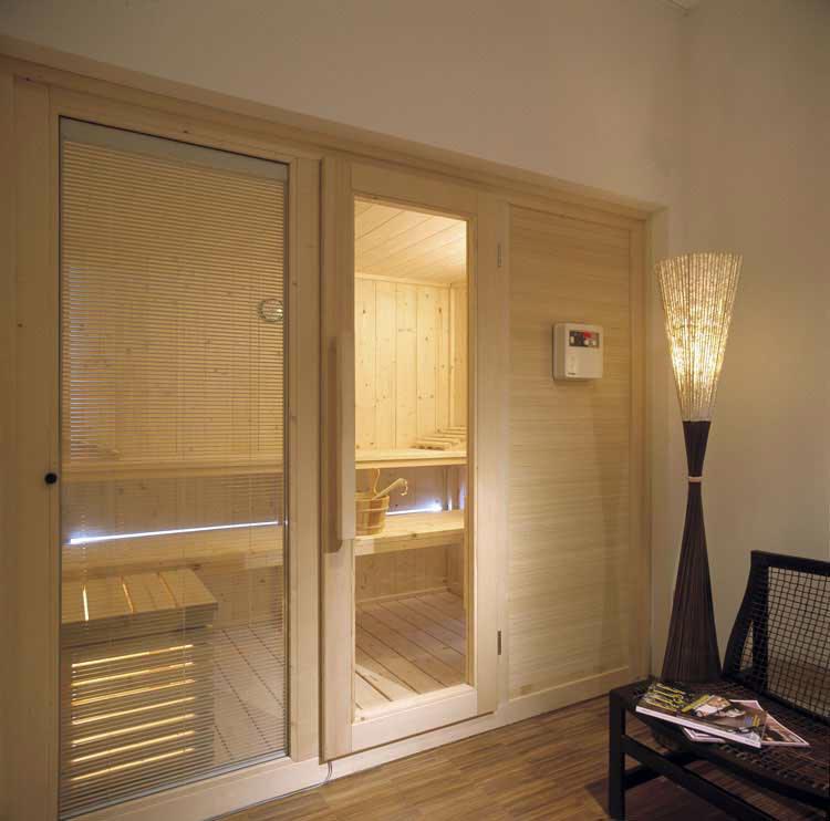 Come si fa la sauna - Costo sauna per casa ...