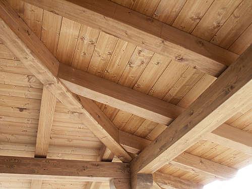 Edil legno for Costo delle travi a vista