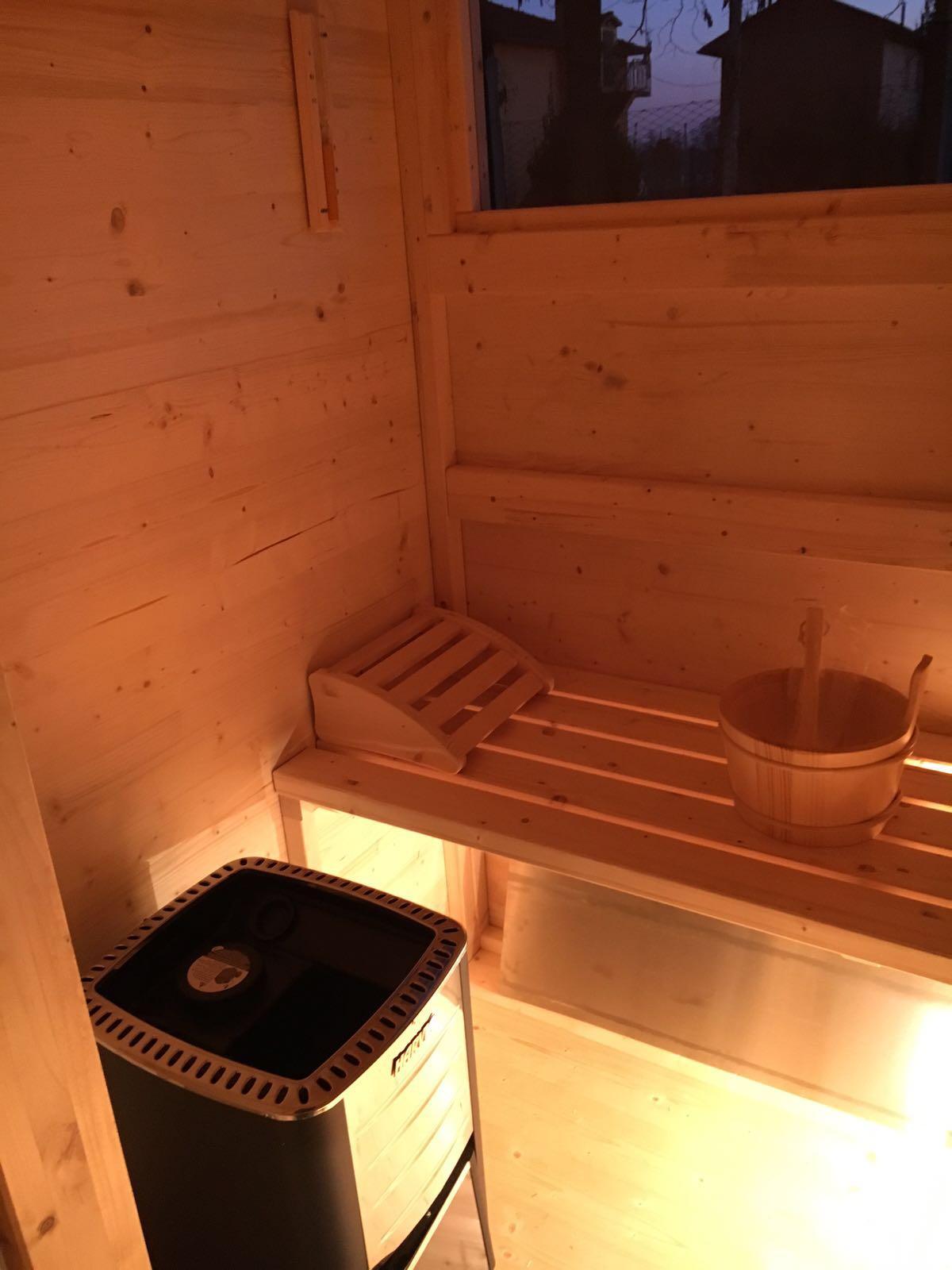 La migliore Sauna Finlandese Fai Da Te Idee e immagini di ...